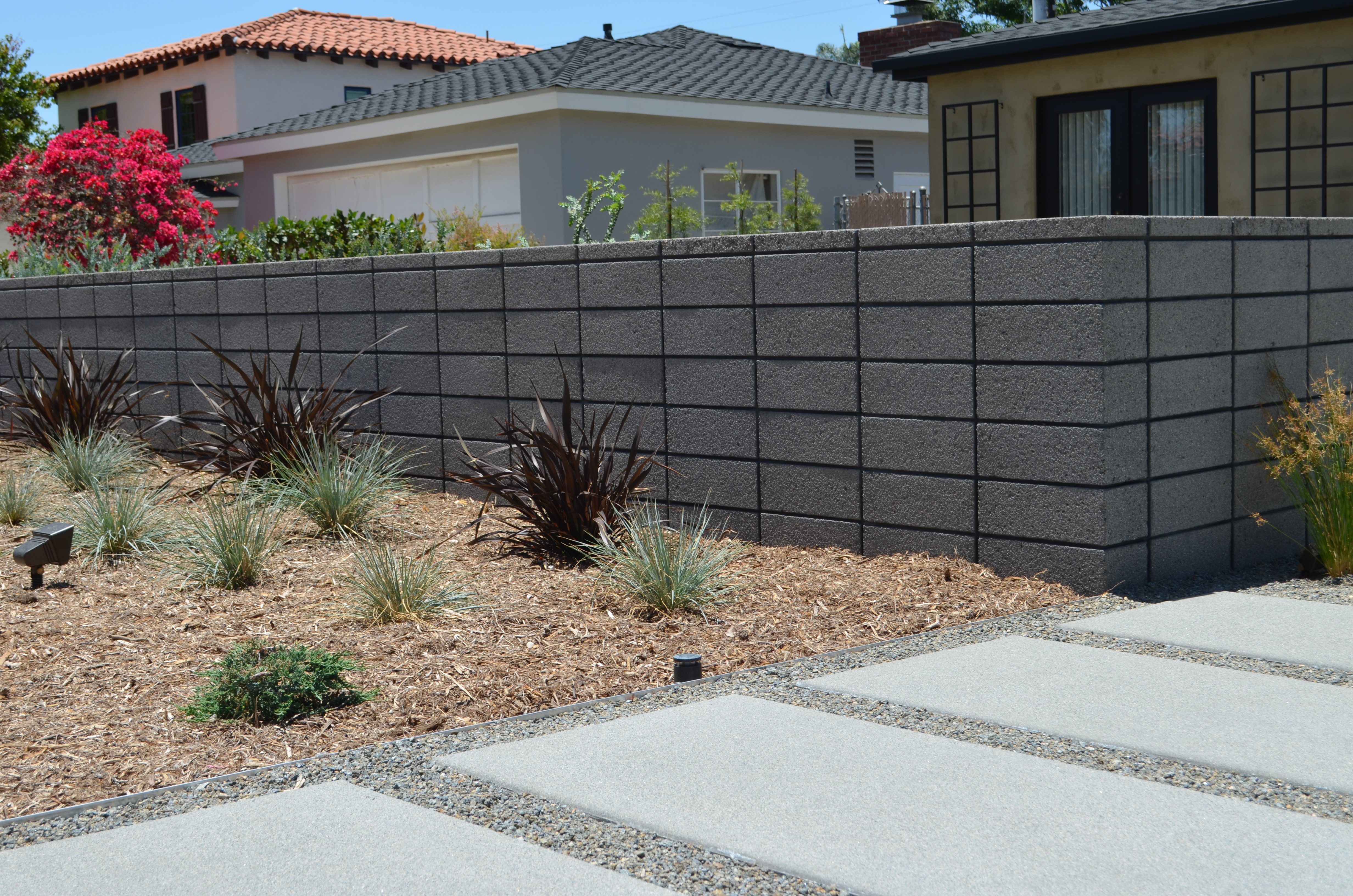 San Diego Landscaping: Walls