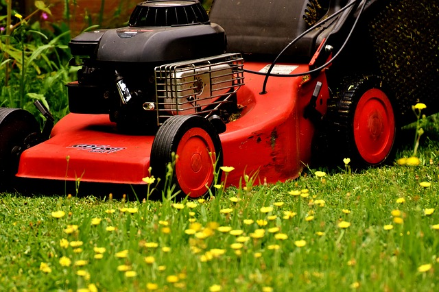 How To Store Your Mower For The Cooler Months